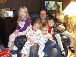 Ella, Evan, Jayce, Ben & Allie