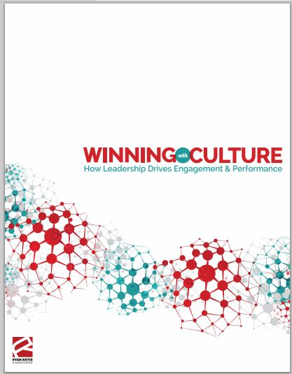 Winning with Culture - White paper from Ryan Estis