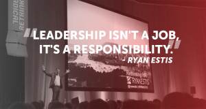 Leadership Isn't a Job