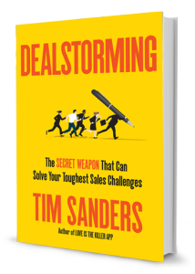 Dealstorming: Sales Genius Is a Team Sport