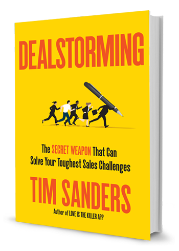 Dealstorming: Sales Genius Is a Team Sport