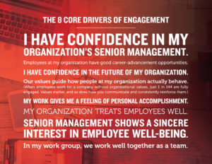 8 core drivers of engagement