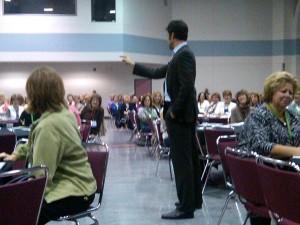 Image of Ryan speaking