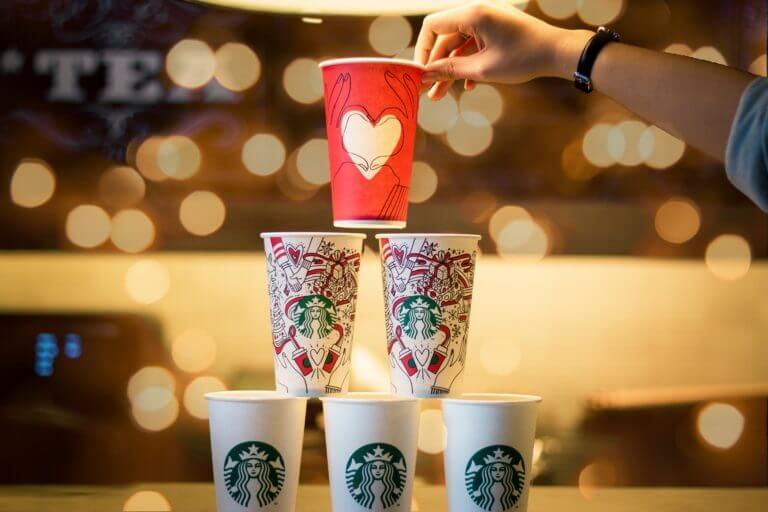 Starbucks winning value proposition