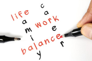 Finding work life balance as a working mom