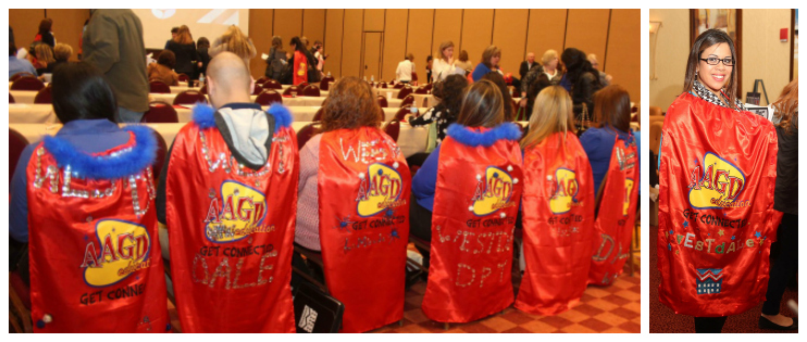 How to be an Event Superhero - AAGD