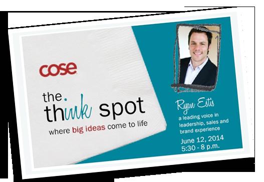 COSE event Ryan Estis