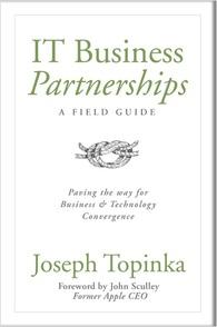 IT Business Partnering - Joe Topinka