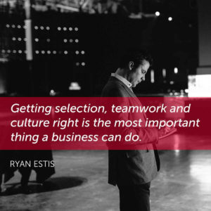 Getting selection right - HR