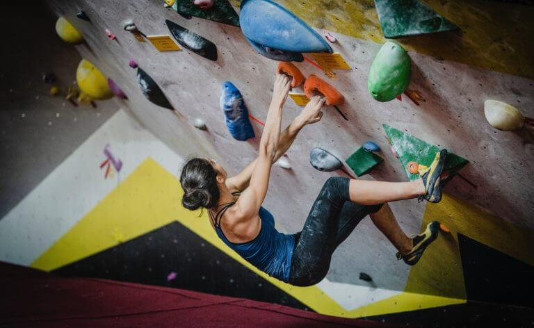 climbing wall how to build resilience