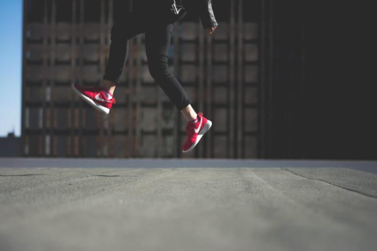 Nike jump